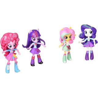Bộ Tình bạn dễ thương của 4 cô nàng Equestria Girls
