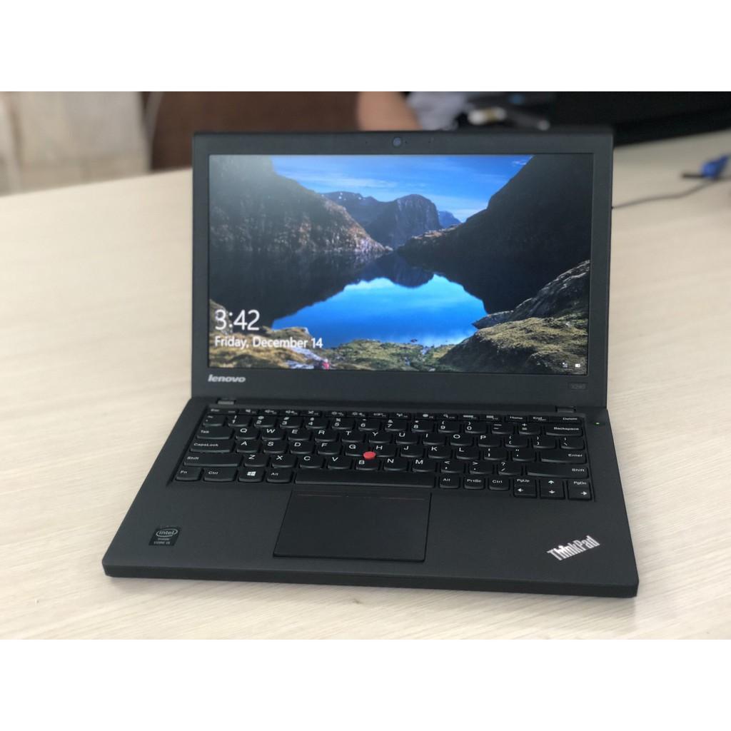 [Mã ELLAPTOP giảm 5% đơn 6TR] Laptop thinkpad x240 nhỏ gọn i5 4300u ram 4gb ssd 128gb màn 12.5 inch | SaleOff247