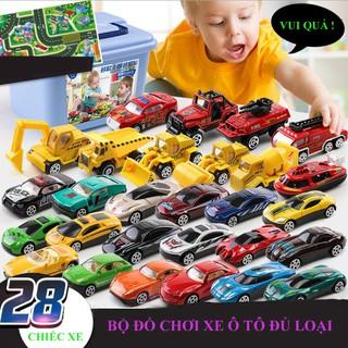 Đồ chơi mô hình xe ô tô mini cho bé