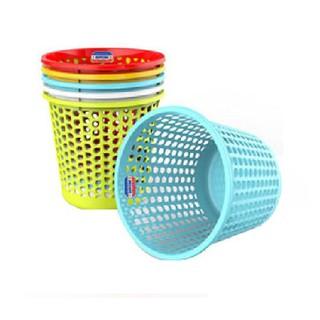 Hình ảnh Sọt Tròn Mini Nhựa Duy Tân - Kích thước 18 x 18 x 16 cm - Màu ngẫu nhiên-5