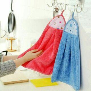 Combo 2 khăn lau hình thú giá rẻ