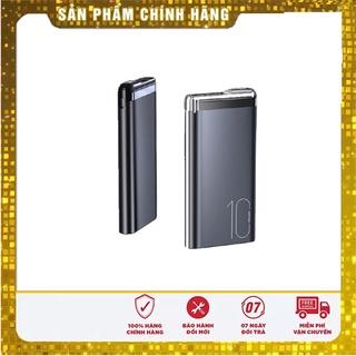 Pin dự phòng Usams US-CD148 cổng vào micro, type C, nhựa ABS chống cháy, có đèn led, thông minh, hàng chính hãng USAMS thumbnail