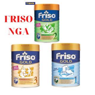 [Chính hãng] Sữa Friso Nga đủ số 1 số 2 số 3 lon 800g hsd 2022 thumbnail