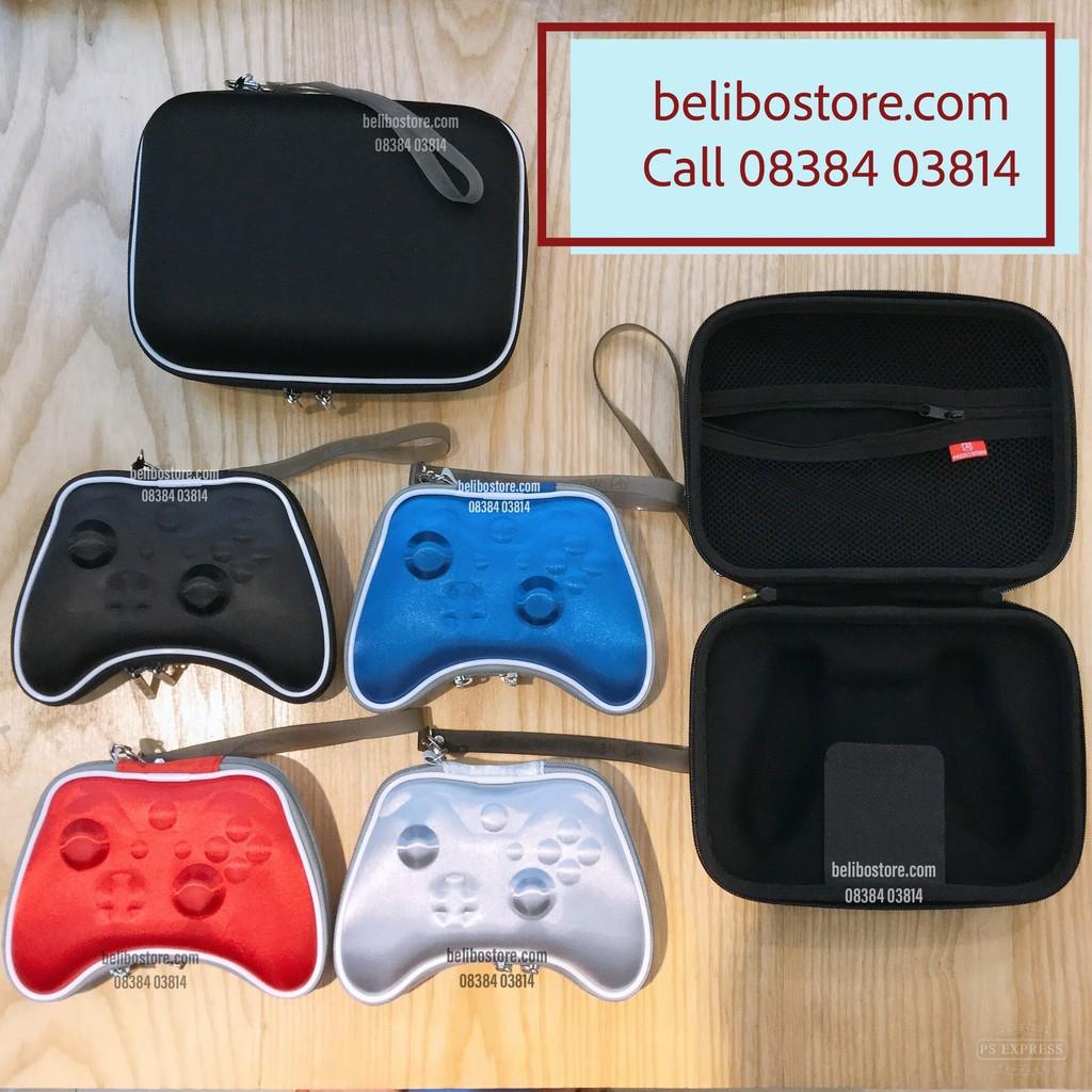[Cho PS4 | Xbox One S | Xbox X] Bao đựng tay cầm chơi game 2021 - Hộp/Túi chống sốc có khóa bảo vệ
