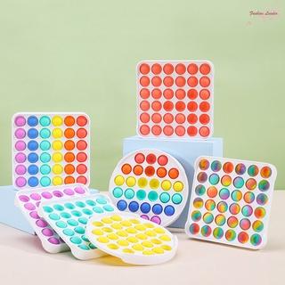 Đồ chơi nắn bóp mini bằng Silicone trọng lượng nhẹ bền bỉ
