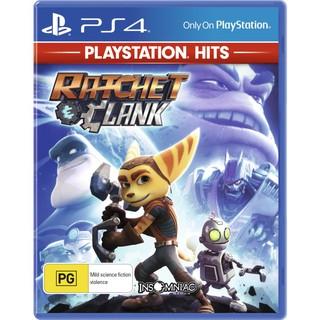 Đĩa game Ps4 Ratchet Clank thumbnail