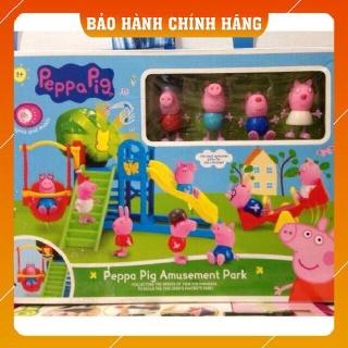 [Freeship-Kèm Video] Bộ đồ chơi Peppa Pig