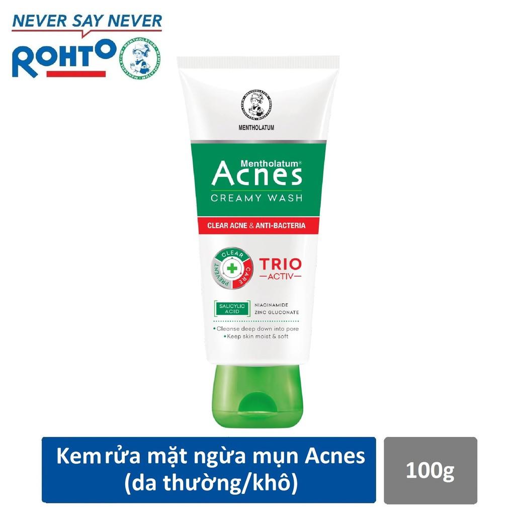Bộ sản phẩm chống nắng ngừa mụn Sunplay Acnes (Sữa chống nắng 25g + Kem rửa mặt 100g + Dung dịch 90ml + Gel ngừa mụn 18g
