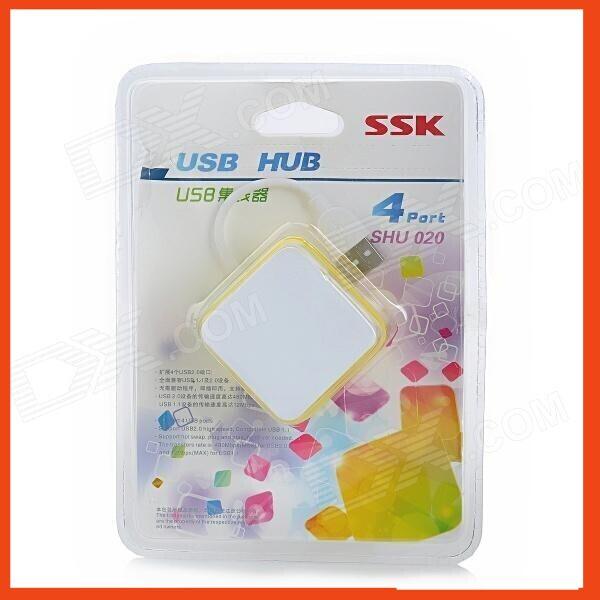 [Giá Sỉ] Hub chia USB 4 cổng SSK SHU 020