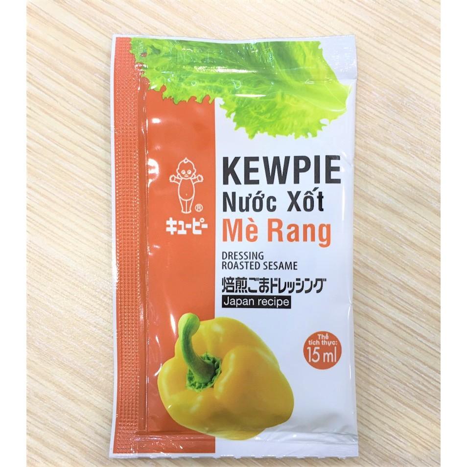 Nước xốt mè rang Kewpie gói 15ml
