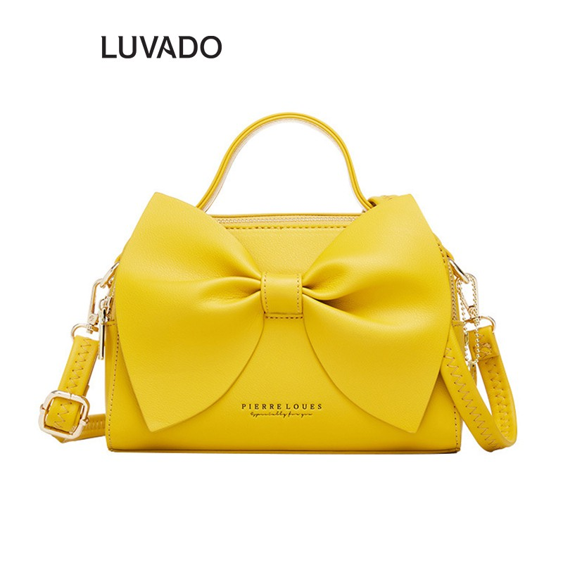 Túi xách nữ đẹp PIERRE LOUES đeo chéo thời trang cao cấp LUVADO TX567