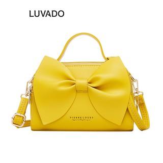 Túi xách nữ đẹp PIERRE LOUES đeo chéo thời trang cao cấp LUVADO TX567 thumbnail