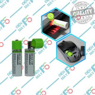 DMF5 Pin tiểu AA 1.5V 1450mAh sạc qua cổng USB