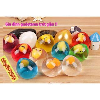 GUDETAMA SQUIShY trứng gà trút giận-(MS5)