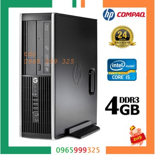 Case máy tính để bàn HP compaq 8200 Intel core i5 2400, ram 4gb, ổ cứng 500gb. Bảo hành 2 năm thumbnail