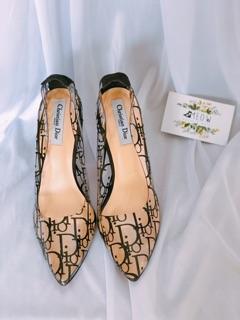 Giày cao gót trong 9p