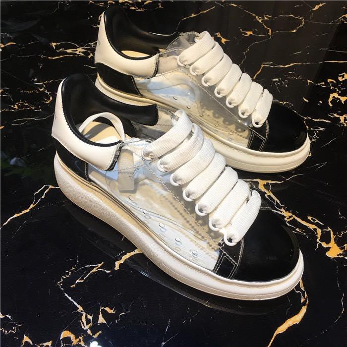 [ MCQueen ] Giày thể thao NAM NỮ  cao cấp tăng chiều cao [ Full box + Bill + Tất Khử Mùi ]