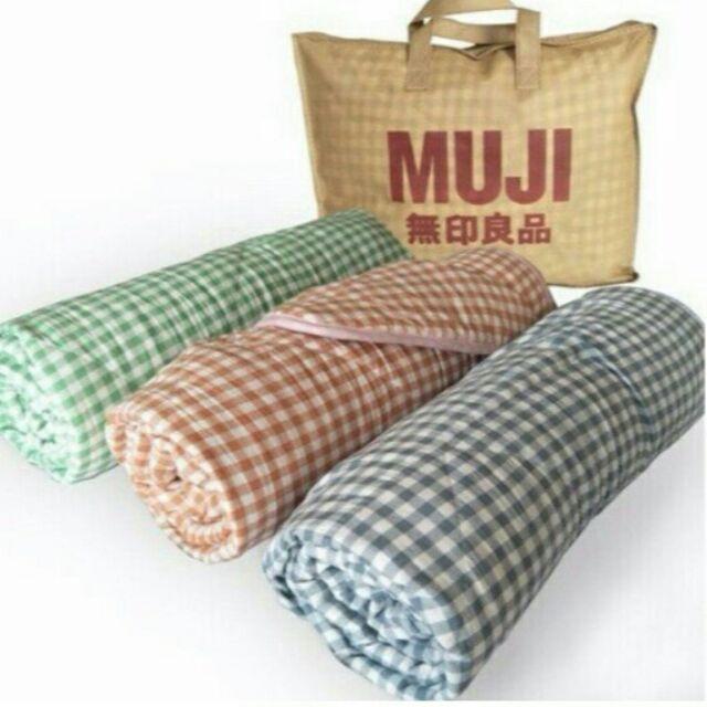 Chăn Hè Cotton Muji xuất Nhật. - 3095607 , 490889454 , 322_490889454 , 310000 , Chan-He-Cotton-Muji-xuat-Nhat.-322_490889454 , shopee.vn , Chăn Hè Cotton Muji xuất Nhật.
