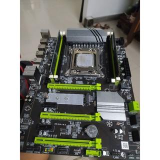 Combo main X79 + Xeon E5-2689 + Ram 2x16Gb