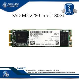 Ổ cứng SSD M.2 2280 SATA Intel 540s 180GB/128Gb/256 Suneast bảo hành 3 năm