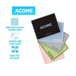 [NEW] Miếng Lót Chuột ACOME AMP01 Kích Thước 22 x 18 cm Chất liệu Vải + Cao Su