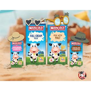 Sữa MARIGOLD Mix nhiều vị thùng 24 hộp 200ml công thức Bone Plus
