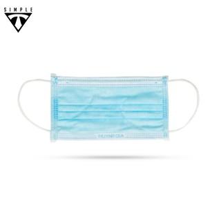 Khẩu Trang Y Tế TSIMPLE 4 lớp kháng khuẩn chuẩn y tế lớp hoạt tính chống thấm nước và bụi mịn 2