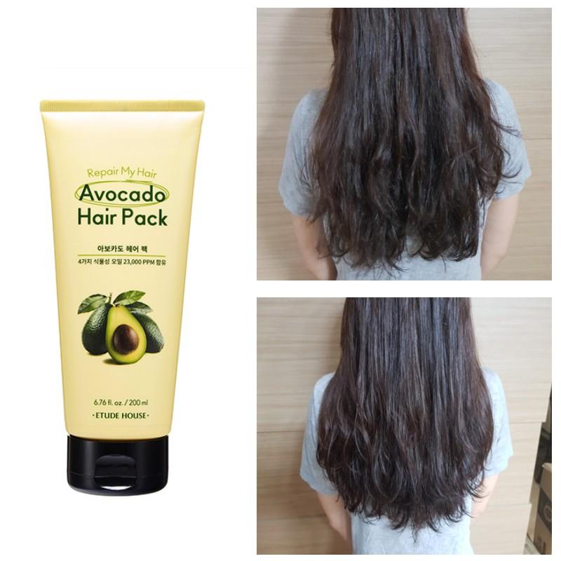 Mặt Nạ Ủ Tóc Repair My Hair Avocado Hair Pack 200ml
