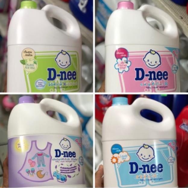 Nước giặt xả 2 trong 1 Dnee Thái Lan 3lit - 22632534 , 4812280362 , 322_4812280362 , 165000 , Nuoc-giat-xa-2-trong-1-Dnee-Thai-Lan-3lit-322_4812280362 , shopee.vn , Nước giặt xả 2 trong 1 Dnee Thái Lan 3lit