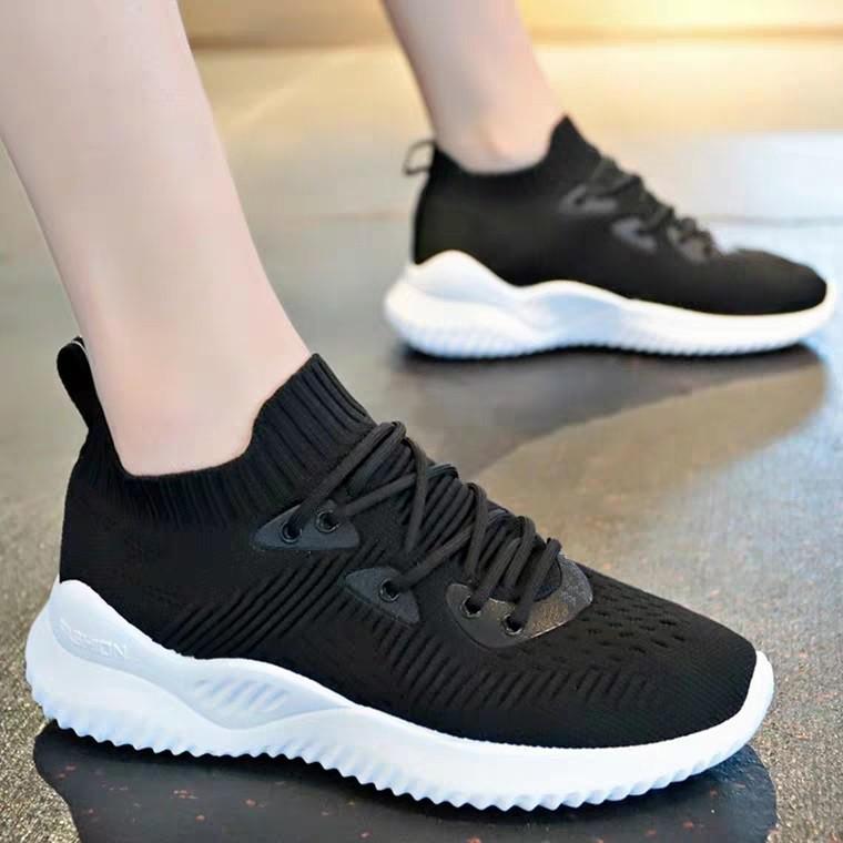 Giày nữ HAPU độn đế siêu êm mã APB1 ba màu