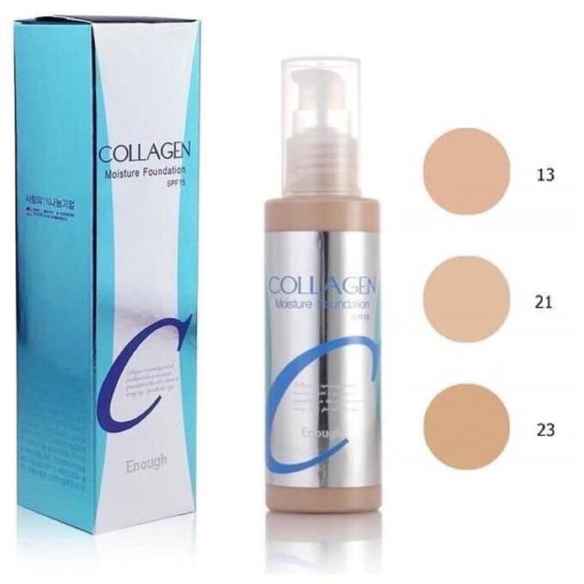 [Mã FMCGSALE giảm 5% đơn 250K] Kem nền collagen