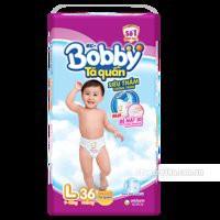 Tã quần Bobby L36 (dành cho trẻ từ 9-13kg)