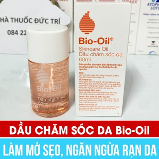 DẦU BIO OIL GIẢM RẠN DA, MỜ SẸO HIỆU QUẢ [Hàng nhập khẩu chính hãng, date luôn xa nhất, mẫu mới nhất] thumbnail