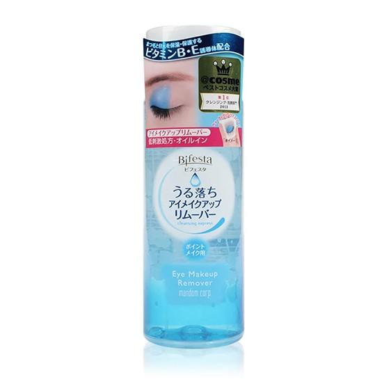 Tẩy trang mắt môi Bifesta của Nhật 145ml