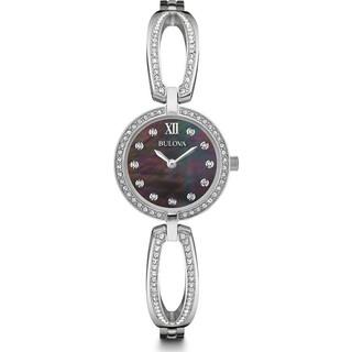 Đồng hồ Nữ Bulova Dây Kim Loại 96L224 thumbnail