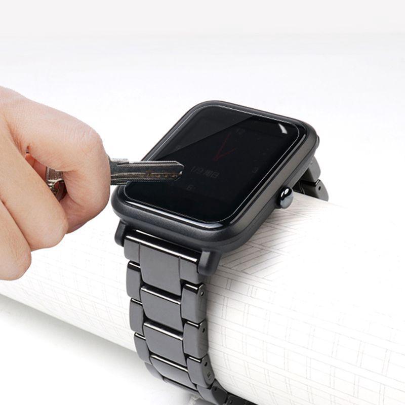 Miếng dán màn hình cho đồng hồ thông minh Amazfit Bip PACE Lite Smart Watch