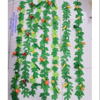 Dây hoa quả xốp 1M