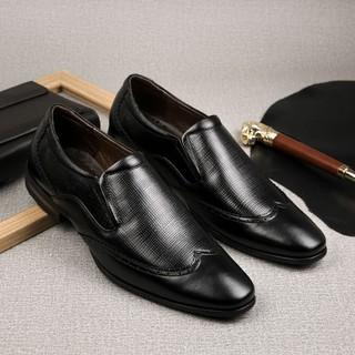 Giày lười nam Manzano phong cách sành điệu và mới lạ dành cho quý ông M66622