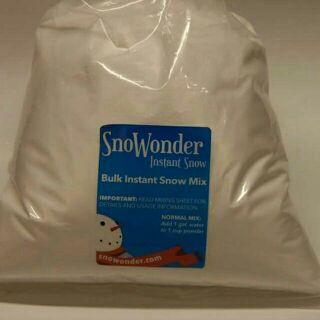 100g Tuyết mĩ- snow wonder