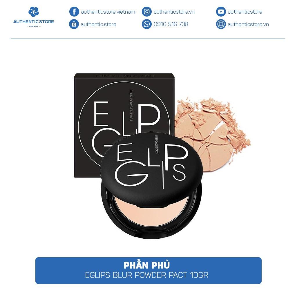 Phấn Phủ Eglips Pore Blind Powder