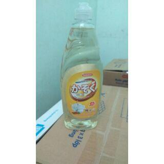 Nước rửa bát hasoco kazoku hương quế 750g