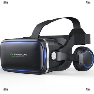 alialimama 🔥 3D IMAX Video VR Glasses Virtual 2.0 Goggles Reality Headset For Smartphone