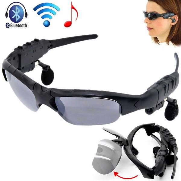 Kính Mát Kiêm Tai Nghe Bluetooth