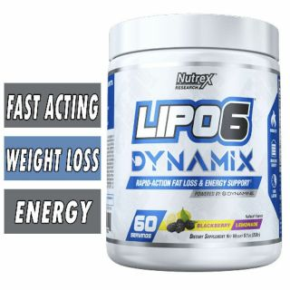 Pre workout Lipo6 dynamix tăng năng lượng đốt mỡ