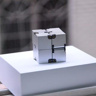 Infinity Cube Khối Vuông Kỳ Ảo (Kim Loại) thumbnail