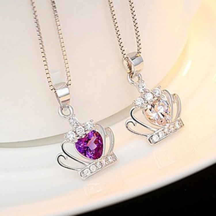 Dây chuyền nữ xi bạc 925 Ý, phong cách Hàn Quốc sale giá cực rẻ - 3248284 , 409575623 , 322_409575623 , 145000 , Day-chuyen-nu-xi-bac-925-Y-phong-cach-Han-Quoc-sale-gia-cuc-re-322_409575623 , shopee.vn , Dây chuyền nữ xi bạc 925 Ý, phong cách Hàn Quốc sale giá cực rẻ