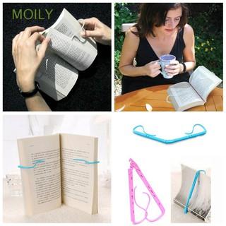 Kẹp giữ sách bằng nhựa tiện lợi