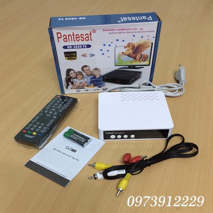 đầu kỹ thuật số Pentesat HD 3820