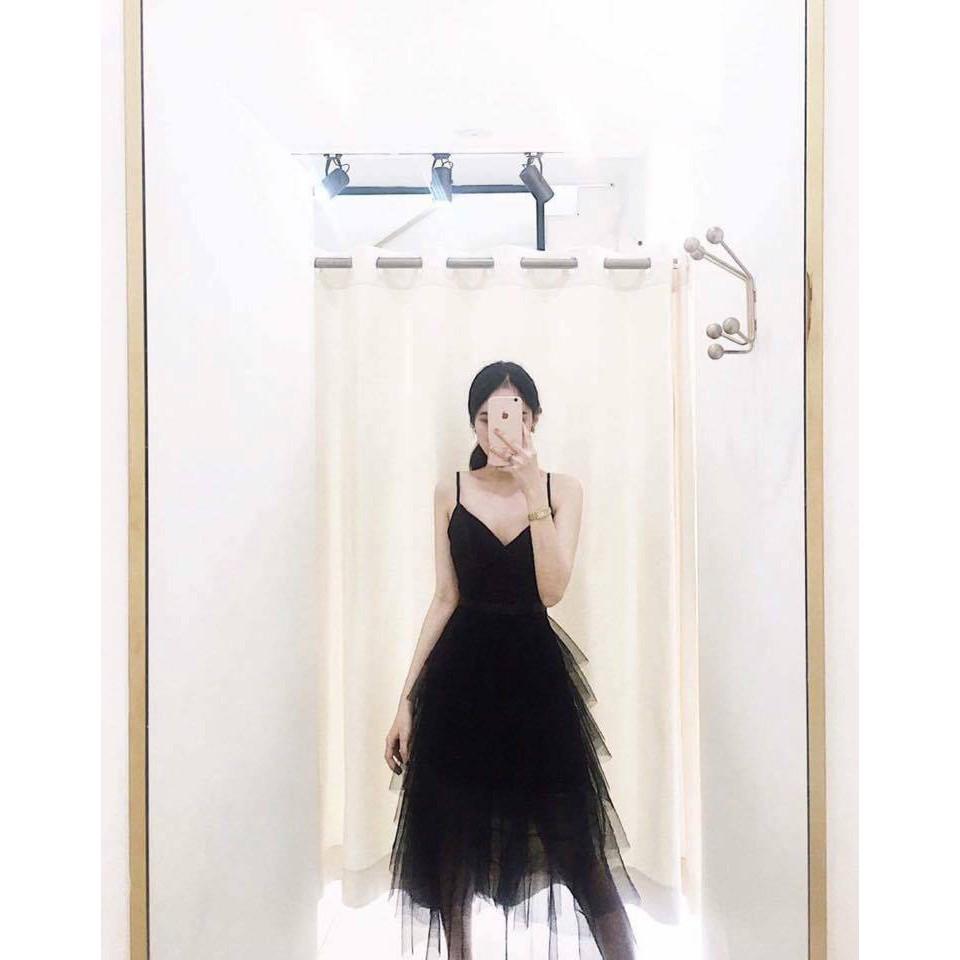 Đầm dự tiệc đầm xòe nhiều tầng Elisee Layer Dress sang trọng kèm ảnh thật - 3512535 , 1195219298 , 322_1195219298 , 360000 , Dam-du-tiec-dam-xoe-nhieu-tang-Elisee-Layer-Dress-sang-trong-kem-anh-that-322_1195219298 , shopee.vn , Đầm dự tiệc đầm xòe nhiều tầng Elisee Layer Dress sang trọng kèm ảnh thật