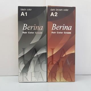 Thuốc Nhuộm Tóc Berina A1,A2 Thái Lan 60ml thumbnail